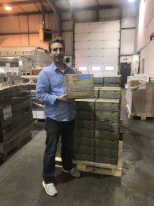 Sending 2019 Hanson Box